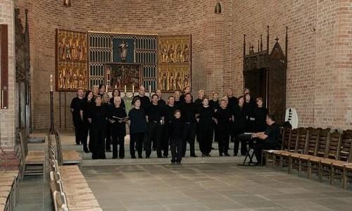 La Chorale des Cent Voix à Ratzeburg...