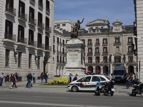Place Porticada
