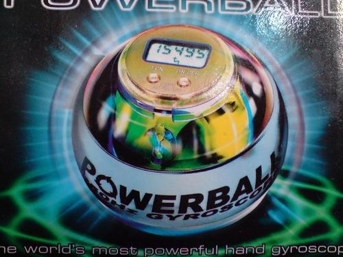PowerBall 250 Hz Neon Green