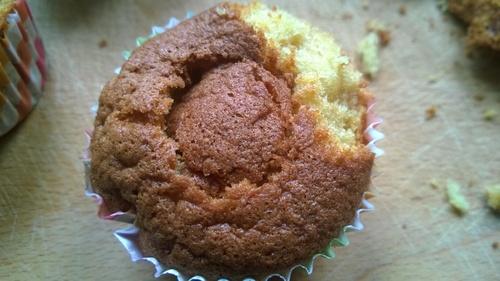 recette cupcake au café