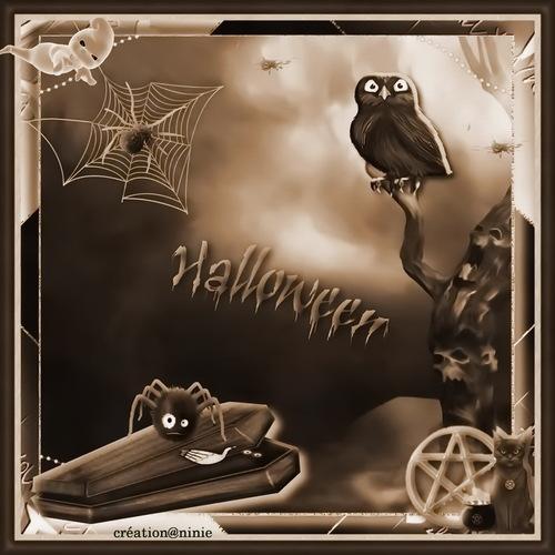 créa Halloween 1