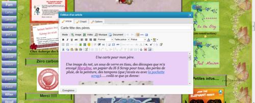 Différence entre Eklablog et Overblog(et les autres)....