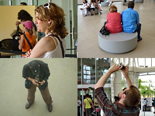 Centre Pompidou Metz 9 visiteurs 12 06 10