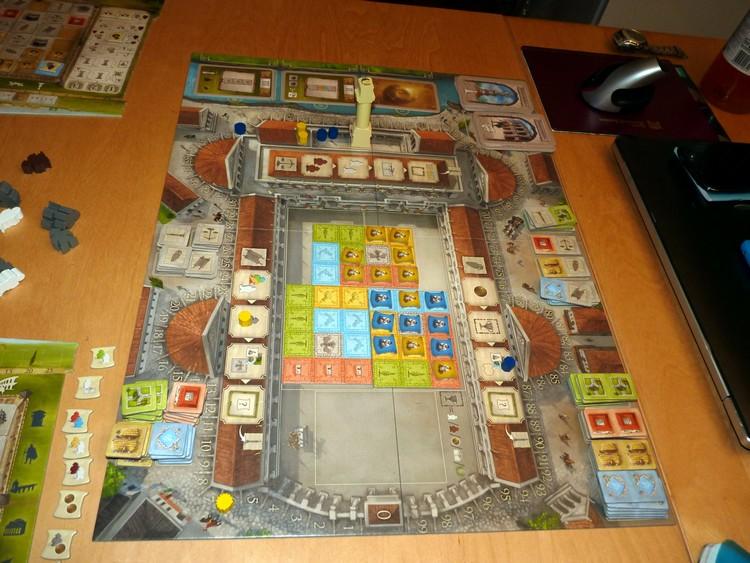 Forum Trajanum (plateau principal)
