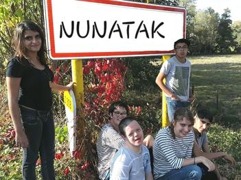 L'atelier NUNATAK