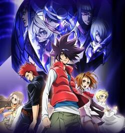 Phi Brain : Kami No Puzzle III VOSTFR