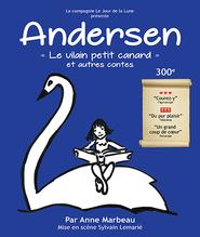 Andersen : un spectacle proposé par l'Essaïon Théâtre
