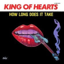 VARIATIONS KING OF HEARTS 45t