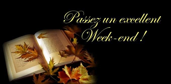 """Résultat de recherche d'images pour """"bon week end automne"""""""