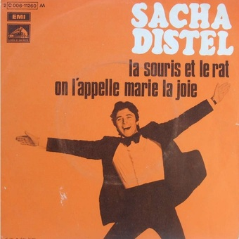 Sacha Distel, 1971