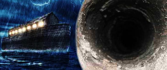 Des scientifiques découvrent « l'eau du Déluge de Noé » au fond du trou le plus profond du monde