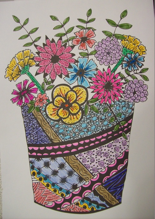 Coloriage inspiration