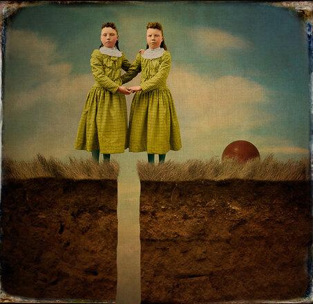 10 - Portraits- en double au féminin et en peinture