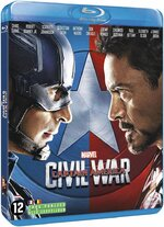 [Blu-ray] Captain América : Civil War
