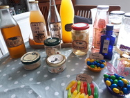 Anniversaire Harry Potter potions