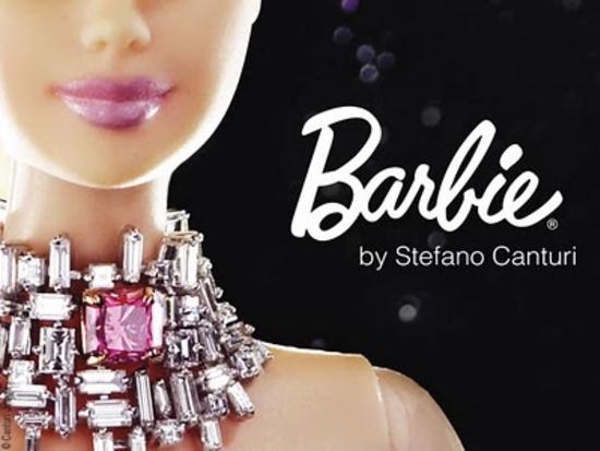 Le collier de Barbie by Stefano Canturi