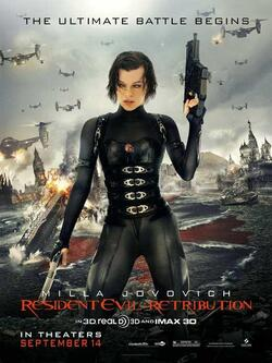 Resident Evil : Retribution - Paul W. S. Anderson