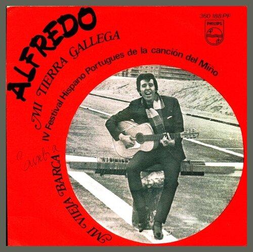Alfredo - Mi tierra gallega