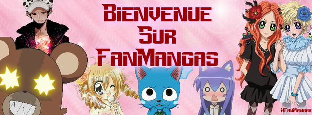 Bienvenue sur FanMangas
