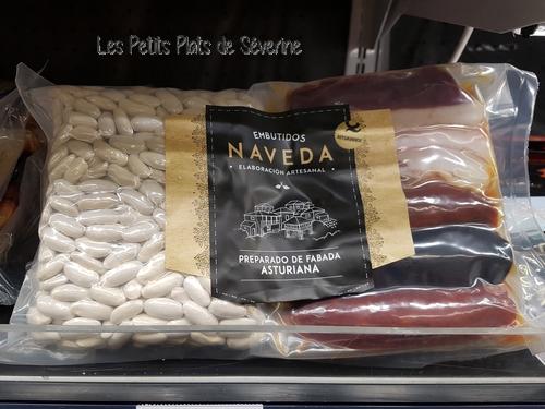 Fabada Asturiana (cassoulet espagnol) Espagne