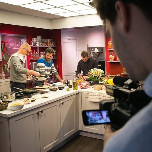 Un Gars, Un chef ! 12/03/2015