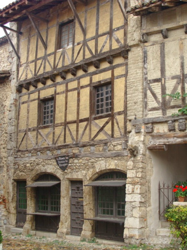 Pérouges ... le village médiéval de l'Ain