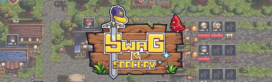SORTIE : Swag and Sorcery, jeudi