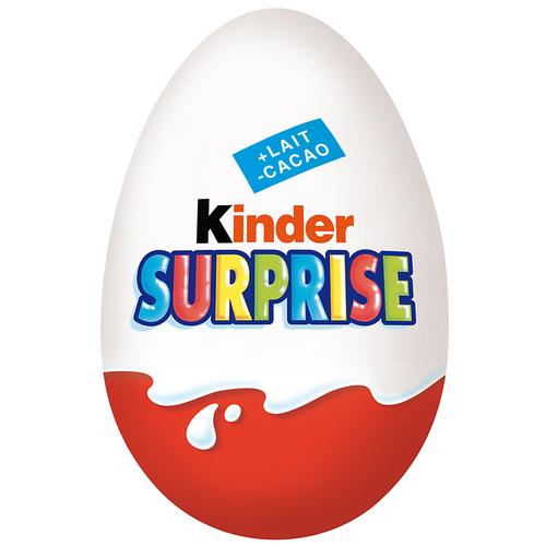 Aveu N°102 : J'avoue, je suis adepte de la philosophie du Kinder Surprise...