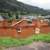 elévation des murs en briques 013