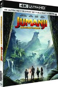 [Test 4K Ultra HD] Jumanji : Bienvenue dans la jungle