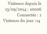1 an et 10 000 visiteurs