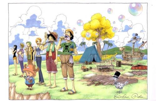 One Piece Saison 1: 01 à 61 Vostfr
