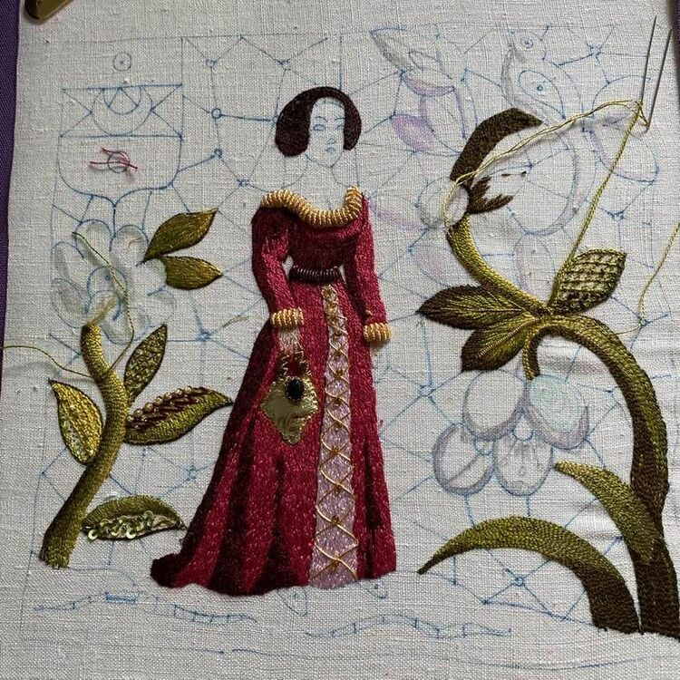 Broderie suite
