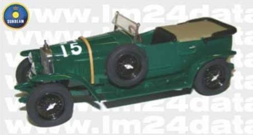 Le Mans 1925 Abandons II