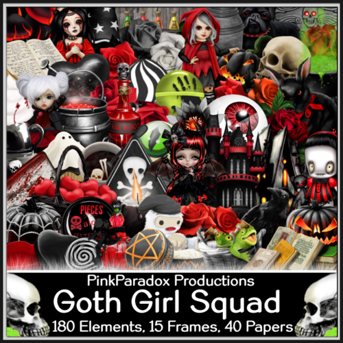 Goth Girld Squad