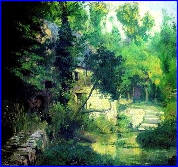 ilia repine the mill at the river veulle.jpg