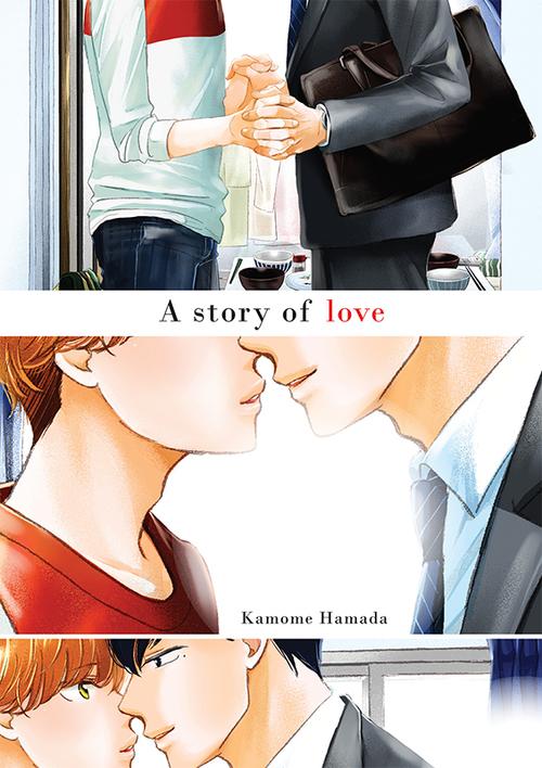 A story of love - Kamome Hamada