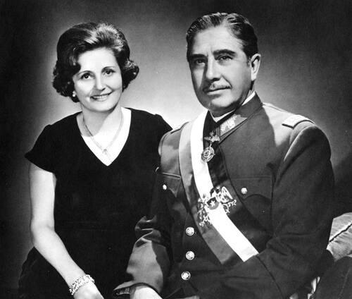 Anniversaire/Chili/Putsh/Pinochet/Junte militaire