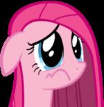 Pinkie  est triste quand vous faites ça