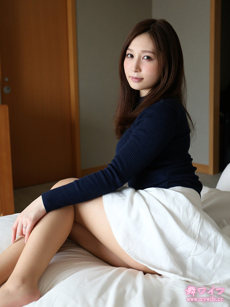 WEB Gravure : ( [Mywife.cc] - | No.706 - No.731 蒼い再会 | Satsuki Imai/今井沙月 )