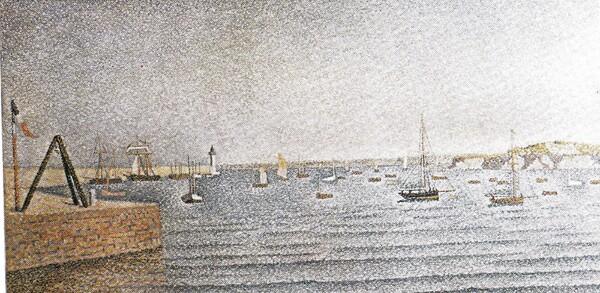 Saint quay Portrieux 4 / Paysage après l'orage (1894)