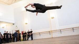 dance ballet class dance character ballet