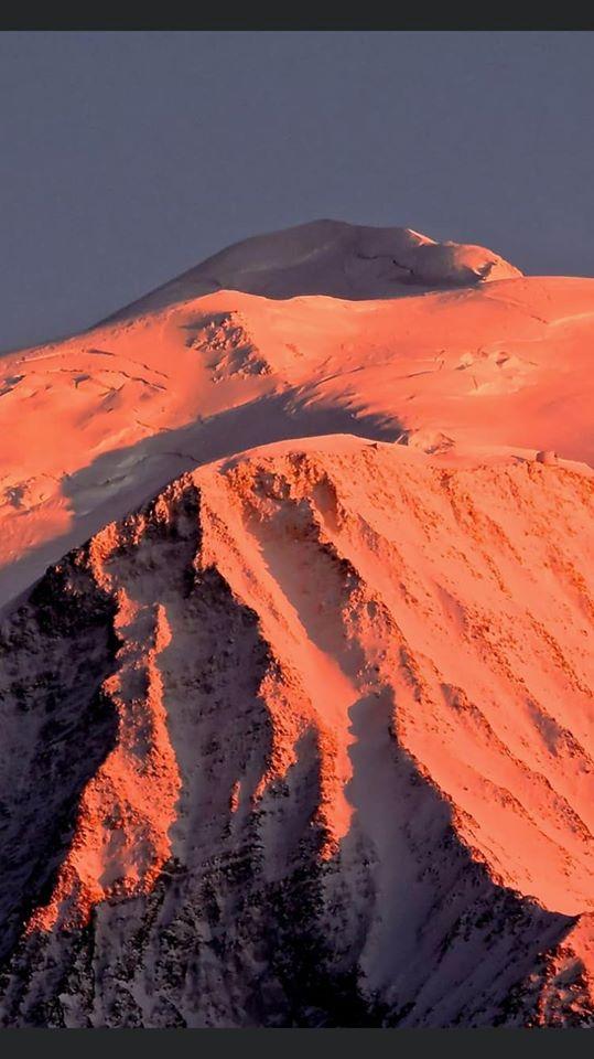 Mont Blanc ou Mont rose
