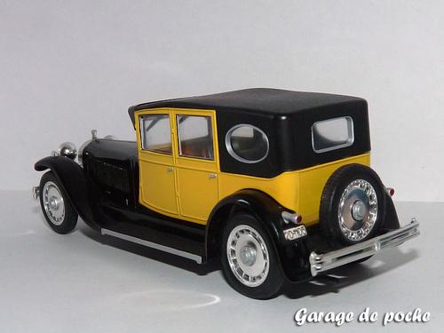 Bugatti Royale Torpédo