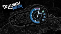 Splash screens pour Tiger 800