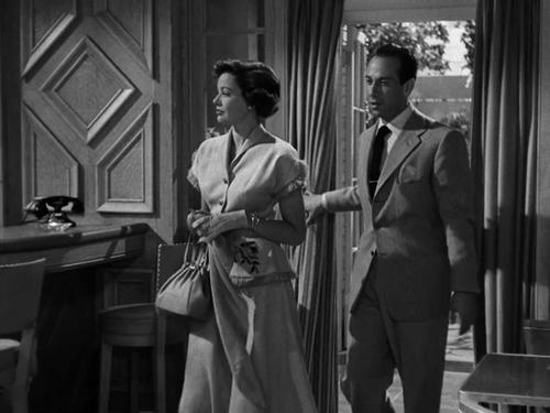 Le mystérieux docteur Korvo, Whirlpool, Otto Preminger, 1949