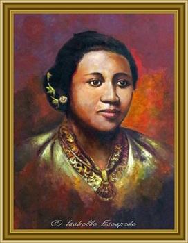 Héroïne Javanaise - Mrs Raden Ajeng Kartini
