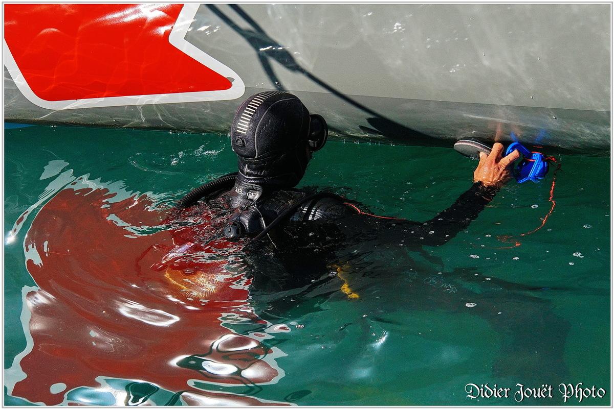 Vendée Globe 2016 (3) Plongeur