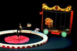 Le cirque d'Alexander Calder.
