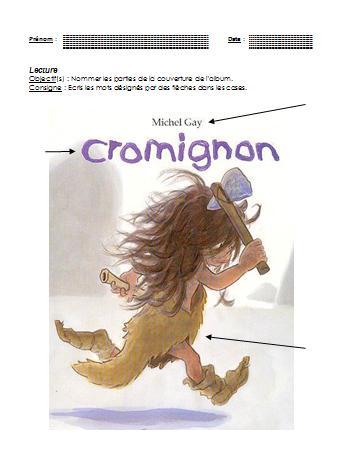 Littérature ASH : Autour de Cromignon en CLIS